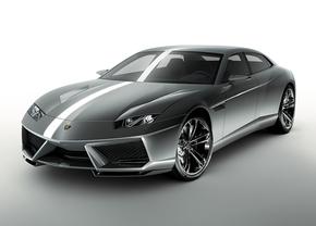 Lamborghini elektrisch 2025 Estoque