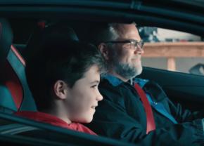 Lamborghini video kerstmis