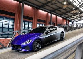 Maserati GranTurismo Zeda final 2019