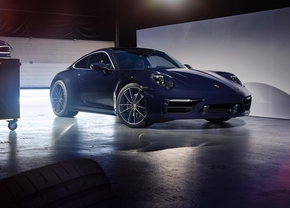 Porsche 911 Belgian Legend Edition 2019