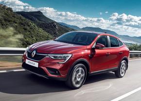 Renault Arkana Belgie