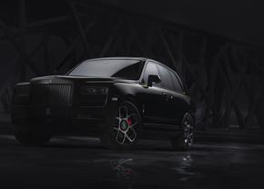 Rolls-Royce Cullinan Black Badge (2019)
