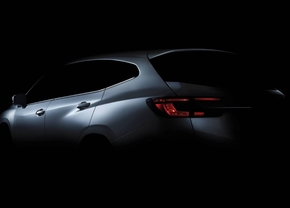 Subaru Legacy Concept teaser