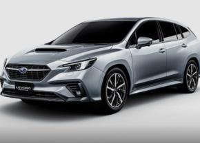 Subaru Levorg Prototype 2019