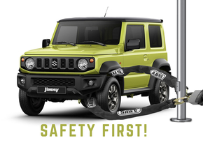 suzuki jimny safety