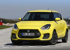 Suzuki op het Autosalon Brussel 2020: Overgangsjaar