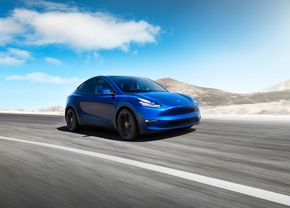 Tesla Model Y productie