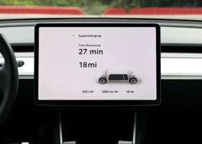 Tesla V3 Supercharger Europa
