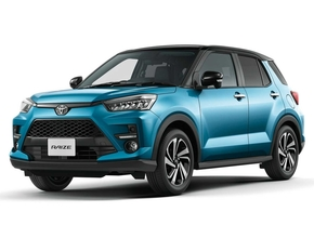 Toyota Raize 2019 Europa