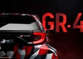 Toyota Yaris GR-4 info
