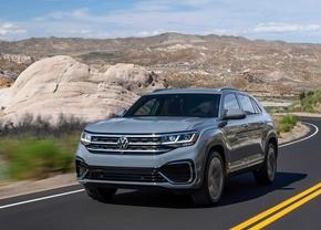 Volkswagen Atlas Cross Sport 2019