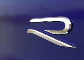 Volkswagen R nieuw logo new