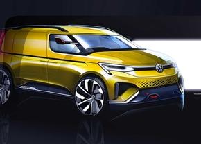 Volkswagen Caddy 2020 new generation
