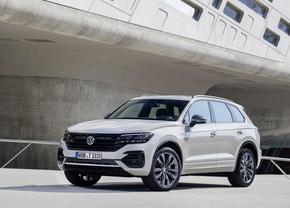 VW Touareg One Million (2019)
