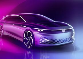 Volkswagen ID Space Vizzion 2019