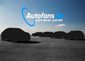 Autofans auto van het jaar 2019