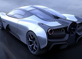 Gordon Murray Automotive T.50 2020 V12 sound
