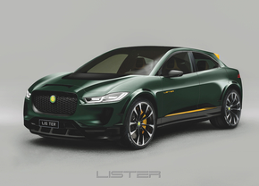 Lister SUV-E Concept (2019)