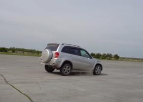 Automaat rijdend achteruit