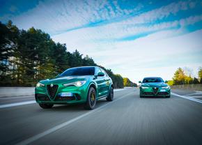 Alfa Romeo Stelvio Giulia Quadrifoglio facelift 2020 Akrapovic