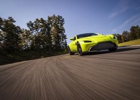 Aston Martin V6 hybride
