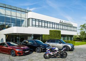 BMW MINI Belgie heropstart Corona 2020