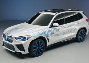BMW i Hydrogen NEXT BMW X5 waterstof FCV Fuel Cell