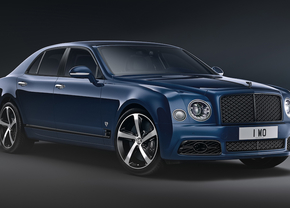 Bentley Mulsanne 6.75 Edition 2020