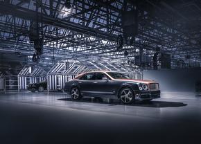 Bentley Mulsanne productie einde 2020