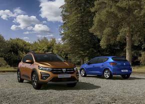 Dacia au Salon de l'auto de Bruxelles 2021