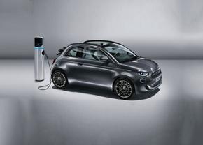 Fiat 500e 2020 Leak
