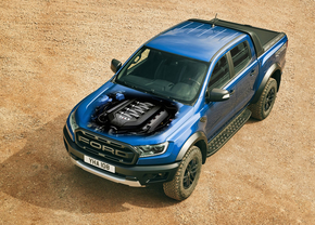 Ford Ranger Raptor V8