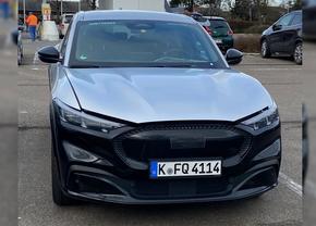 Ford Mustang Mach-E 2020 Spot Belgie