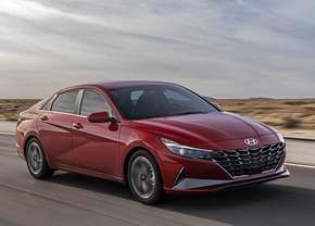 Hyundai Elantra 2020 2021