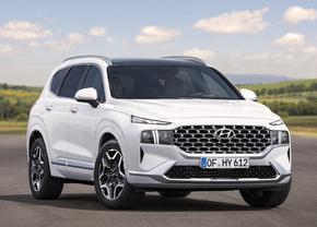 Hyundai Santa Fe 2020 specificaties