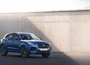 Jaguar E-Pace facelift 2020