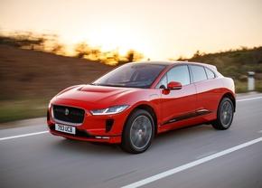 Jaguar I-Pace productie batterij problemen LG