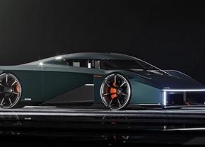 Koenigsegg Raw 2020