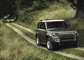 Land Rover Autosalon 2020