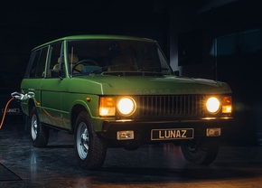 Land Rover Range Rover Classic Electric