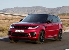 Land Rover Hybrid mild hybrid diesel Range Rover