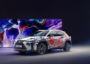 Lexus UX Tattoo Car 2020