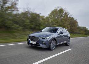 Mazda CX-3 facelift 2020