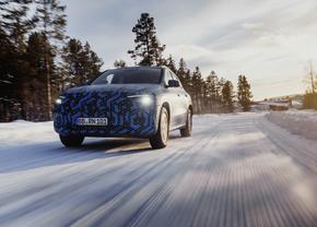 Mercedes EQA 2020