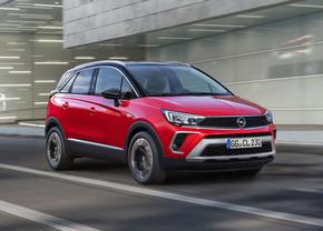 Opel Crossland facelift 2020