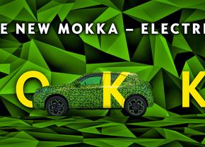 Opel Mokka Teaser 2020