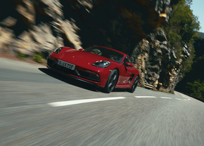 Porsche 718 Cayman Boxster GTS 4.0 2020