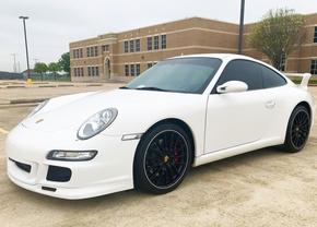 Porsche Centro 911