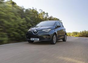 Renault Zoé subsidie premie Duitsland gratis