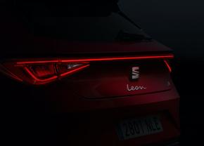 Seat Leon teaser 2020
